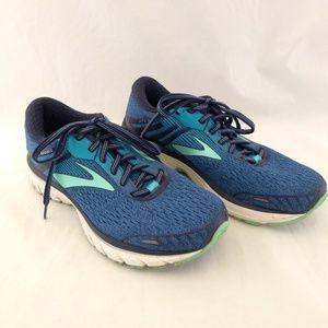 Brooks Women 8M GTS 18 Adrenaline Running Shoes